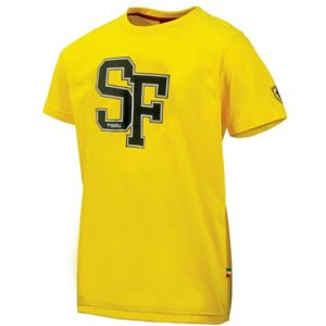 Tricou Ferrari SF Yellow