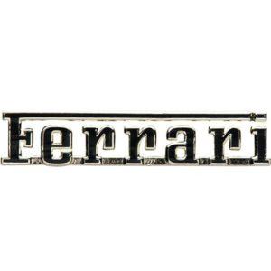 Insigna Ferrari Logo
