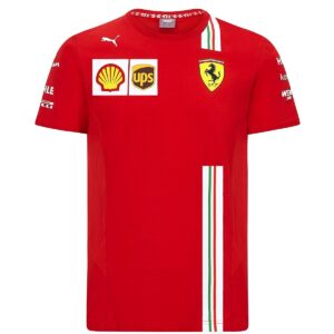 Tricou Scuderia Ferrari Official F1™ Team 2020