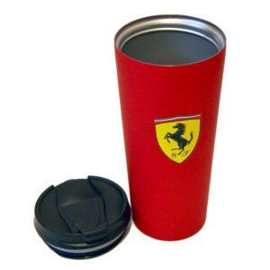 Cana Termos Ferrari