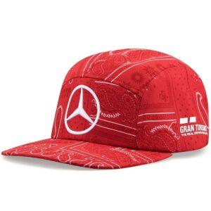 Sapca Hamilton Mercedes AMG – ediție limitată Silverstone