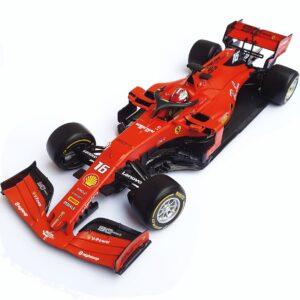 Masina Ferrari SF90 #16 Leclerc 1:18 Bburago