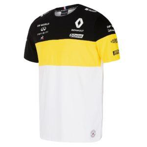 Tricou oficial Renault F1™ Team alb 2020