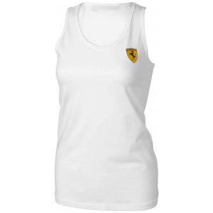 Maieu fete Ferrari alb