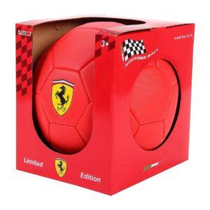 Minge Ferrari rosie