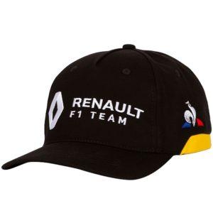 Sapca oficiala Renault F1™ Team neagra