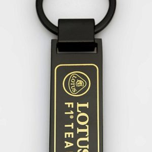 Lotus Team Keyring