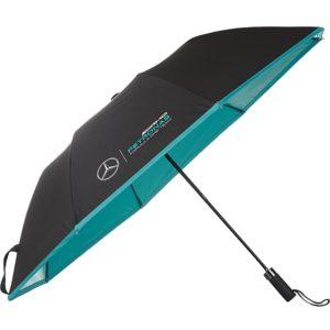 Umbrela Mercedes AMG F1 compacta