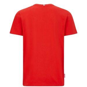 Tricou Ferrari Italian Flag 2020 roșu