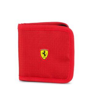 Portofel Ferrari roșu