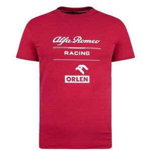 Tricou Alfa Romeo Essential Red 2020