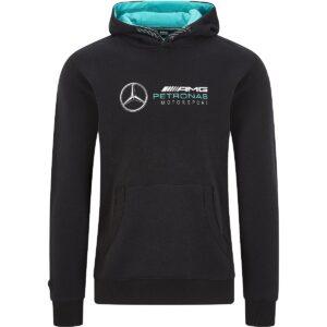 Hanorac Mercedes AMG Official F1™ 2020 negru