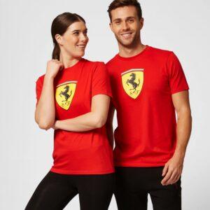 Tricou Ferrari Scudetto Classic