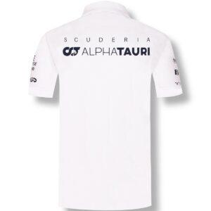 Tricou polo Alpha Tauri Official F1™ 2021 Team