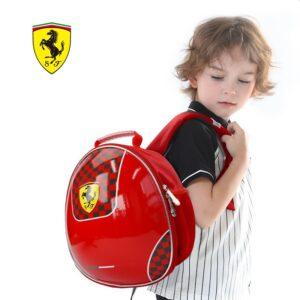Rucsac-ghiozdan Ferrari Rosu mic pentru copii