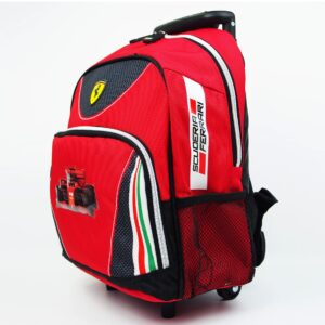 Troler ghiozdan Ferrari copii 2021
