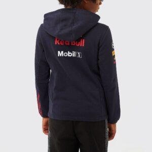 Jacheta Oficială Red Bull F1™ 2021 Team cu Glugă pt. Copii